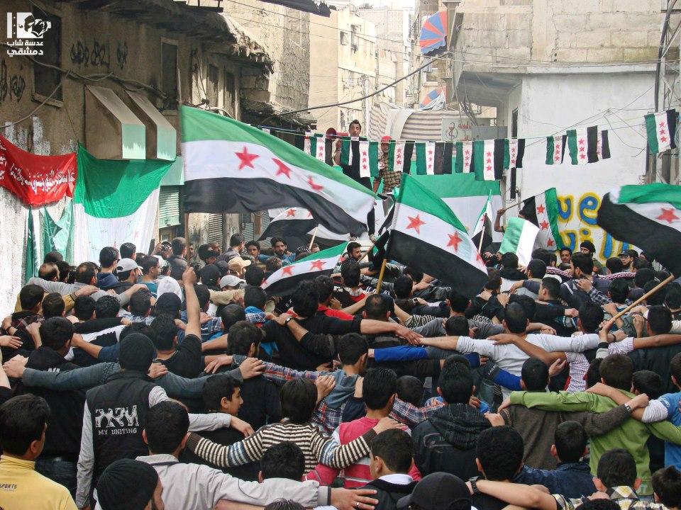 الذكرى الثانية للثورة السورية