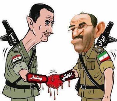 بشار-الأسد-نوري-المالكي