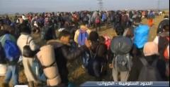 L'exode-des-syriens-sur-la-route-entre-les-frontières-slovène-et-croites-octobre-2015-5