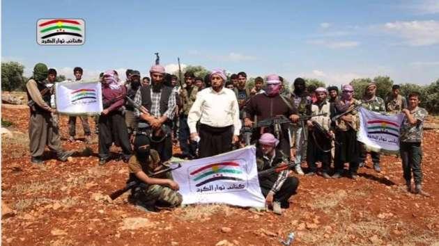 Bataillon des kurdes révolutionnaires30 mai 2016