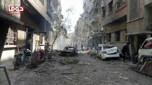 Douma - Ghouta Orientale-5