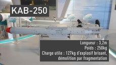 Bombe-Bombe-russe-KAB-250-démolition-par-fragmentation-250-kg