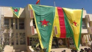 YPG - Syrie