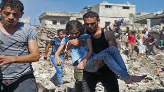 Campagne Est de Daraa 15 victimes-Le régime syrien vise les civils 30 juin 2018