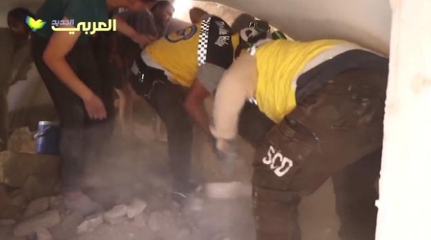 Syrie--Bombardement-du-régime-à-Idleb--28-mai-2019-7